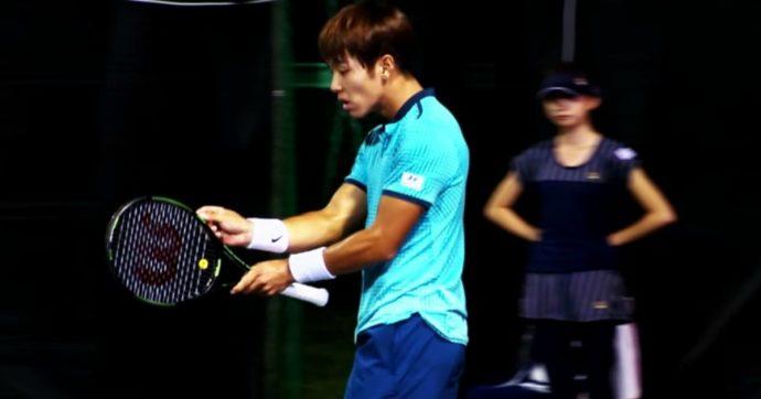 """Tennis, Duckhee Lee entra nella storia: è il primo sordo a vincere un match Atp. """"Non scoraggiatevi mai"""""""