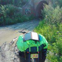 Sottopassaggio alla ferrovia di Nikolaevka