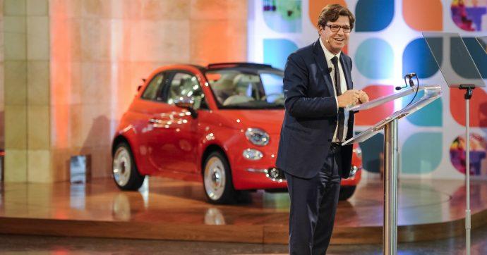 """Fiat, Francois: """"Trasportiamo le famiglie. Puntiamo su 500 e Panda, anche elettriche"""""""