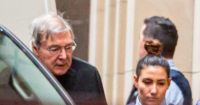 """Pedofilia, respinto l'appello del cardinale Pell: """"Sconterà la pena di 6 anni in carcere"""". Santa Sede: """"Può ricorrere all'Alta Corte"""""""