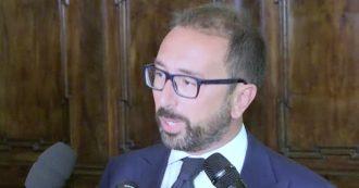 """Dl fisco, Bonafede: """"Carcere da 4 a 8 anni per chi evade oltre 100mila euro. Entrerà in vigore dopo la conversione in legge"""""""