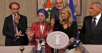 """Crisi, Bonino: """"Serve governo autorevole del fare ma anche del disfare alcune iniziative e leggi di questa maggioranza"""""""