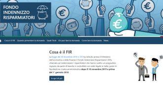 Truffati banche, in Gazzetta l'ultimo decreto per gli indennizzi: via libera alla presentazione delle domande sul sito Consap