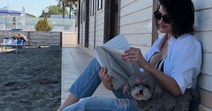 """La Prova del Cuoco, accanto a Elisa Isoardi di sarà il suo barboncino Zenit: """"Portiamo in tv le ricette per cani e gatti. Lui mi capisce al volo"""""""