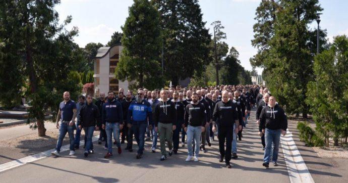 Milano, pm presenta ricorso in appello contro assoluzioni di 4 dirigenti di Lealtà azione: avevano manifestato con saluti romani