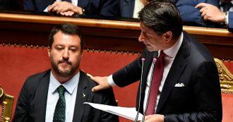 Salvini contro coprifuoco, Conte: 'Intollerabile fingere di essere all'opposizione per cavalcare malcontento e al tempo stesso stare al governo'