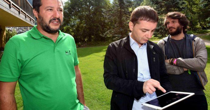 """Crisi di governo, lo spin doctor di Salvini: """"Abbiamo perso like, mentre Conte ha avuto un exploit incredibile. Piace a sinistra"""""""