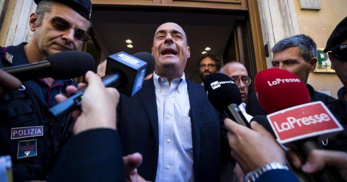 """In Edicola sul Fatto Quotidiano del 22 Agosto: Falsa partenza. Zinga: """"Conte no"""" Renzi: """"Conte sì"""""""