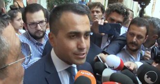 """Crisi, Di Maio: """"Condivido post di Di Battista"""". Ma è Di Stefano a chiudere a Salvini: """"O va in porto trattativa con Pd o c'è solo il voto"""""""