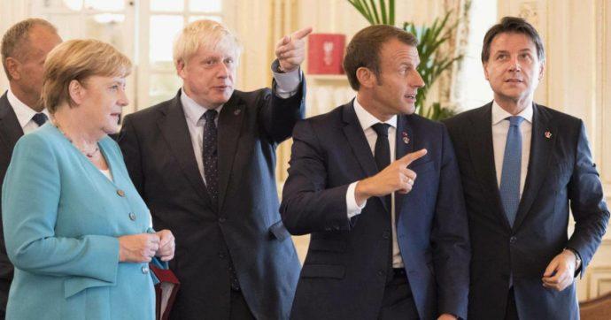 """Governo, Conte dal G7: """"Non è questione di persone ma di programmi. Lega? Esperienza per me chiusa"""". Marcucci: """"Fa chiarezza"""""""
