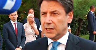 """Crisi, Conte: """"Stagione politica con la Lega è chiusa e non si può riaprire più. Conte bis? Non è questione di persone ma di programmi"""""""