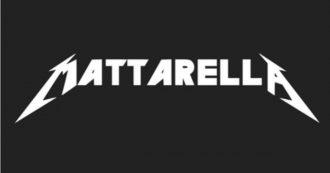 """Mattarella Rocks, ne avevamo parlato lo scorso febbraio e il successo è arrivato: la """"t-shirt del Presidente"""" conquista tutti"""