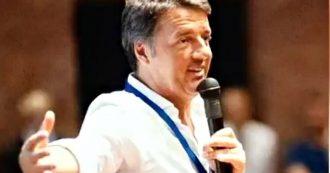 """Renzi alla scuola di politica: """"Sporcatevi le mani, fate qualche cazzata, io sono cintura nera di cazzate. Dopo ci si rialza"""". L'AUDIO"""