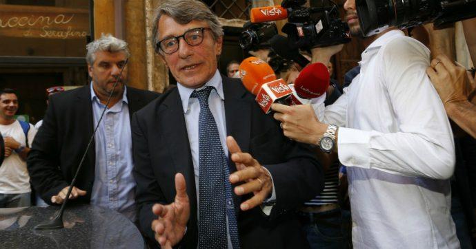 """Ue, Sassoli: """"La propaganda neonazionalista lascia l'Italia nei guai. Cattolici si oppongano a blasfemi che agitano simboli religiosi"""""""