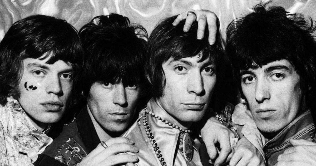 Rolling Stones Rock: un ciottolo su Marte per quattro montagne della musica
