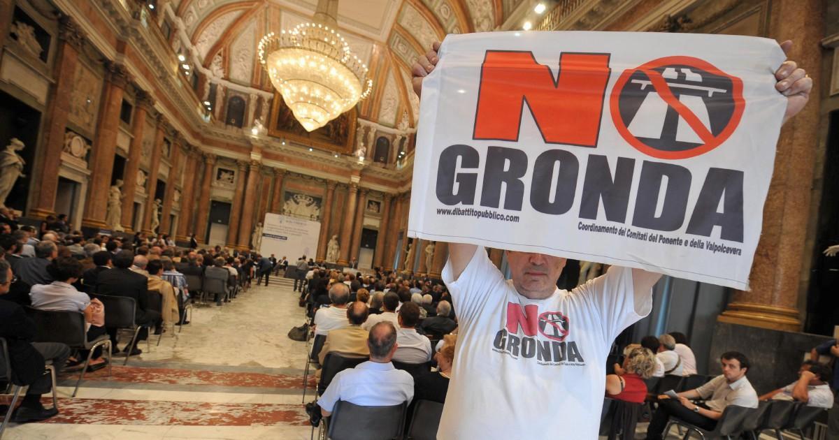 Gronda, l'alternativa fa spendere 2 miliardi in meno di pedaggi