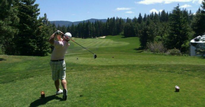 Golf, Tour Championship bloccato: un fulmine si abbatte sul campo da gioco