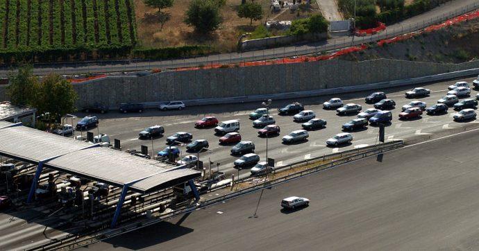 """Autostrade, sciopero nazionale casellanti durante controesodo. Sindacati: """"Rotta la trattativa per rinnovo del contratto nazionale"""""""