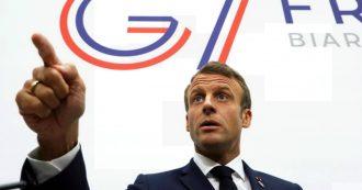 """Amazzonia in fiamme, Macron: """"Paesi G7 uniti per aiutare i paesi colpiti"""". I preti brasiliani contro Bolsonaro: """"Basta deliri"""""""
