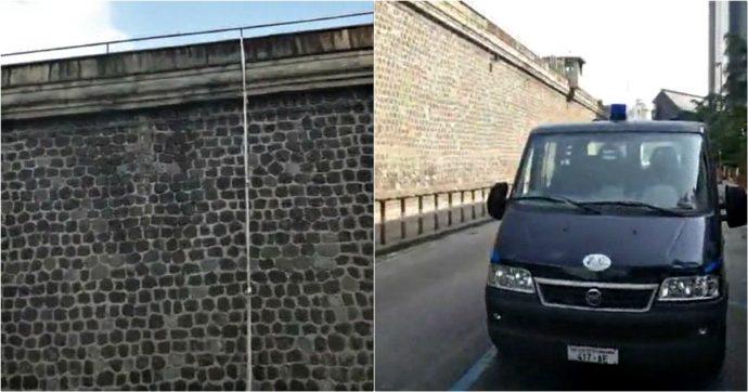 Napoli, catturato il detenuto evaso dal carcere di Poggioreale: era la prima fuga in 100 anni
