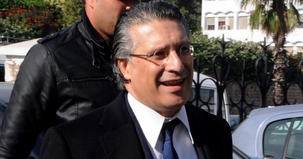 Arresto show per Karoui, magnate della tv