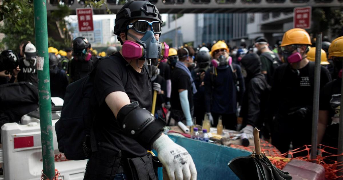 Nuovi scontri, il governo ora si affida ai lampioni-spia