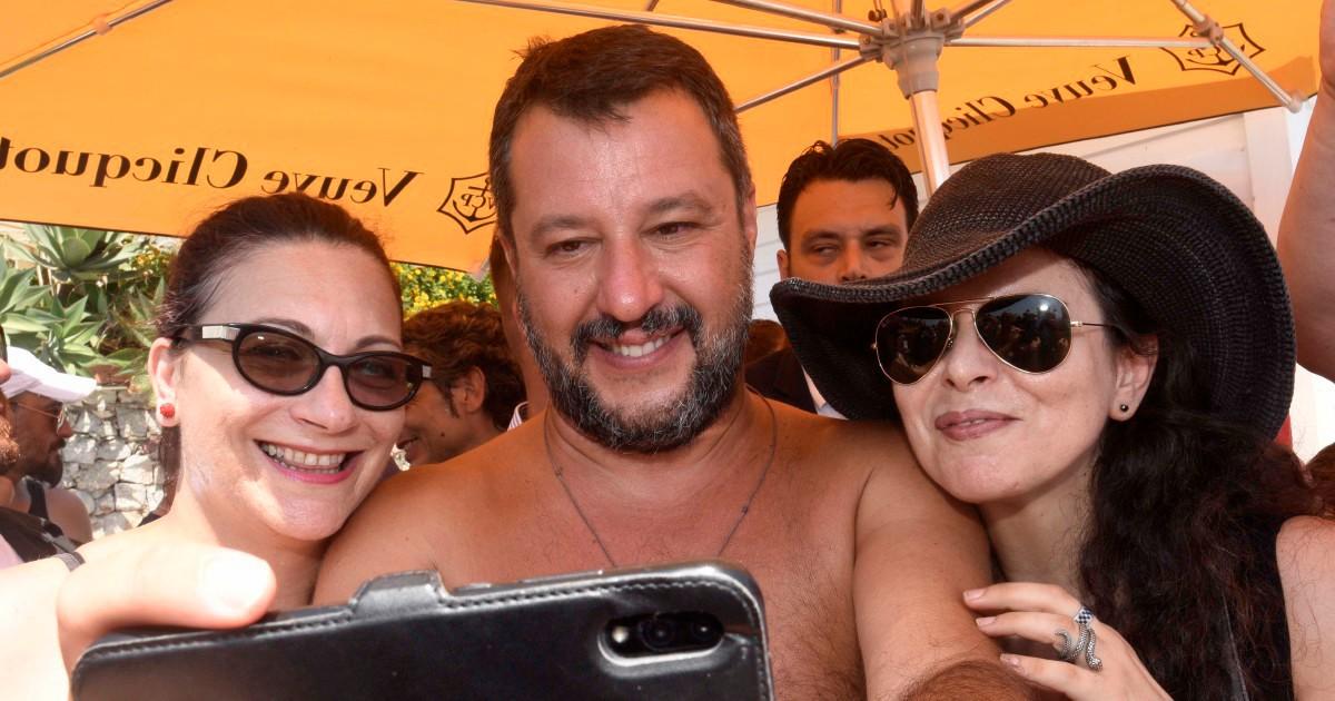 Salvini aspetta e spera: vuole incontrare Di Maio