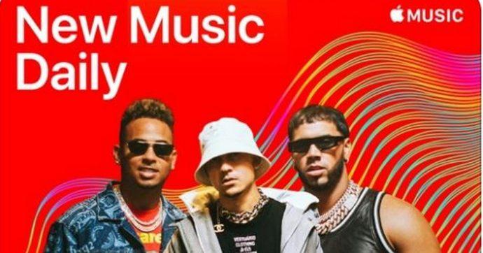 New Music Daily è la nuova playlist di Apple Music aggiornata quotidianamente, per chi ama le novità