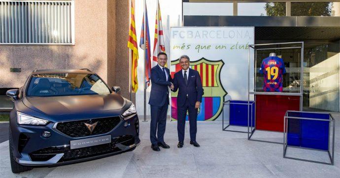 Cupra e FC Barcelona, quando il calcio sposa la mobilità elettrificata e urbana
