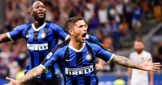 Inter-Lecce 4-0, esordio perfetto di Conte: Brozovic-Sensi indirizzano la sfida, poi segnano anche Lukaku e Candreva