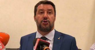 Nave Gregoretti, procura di Catania chiede l'archiviazione per Matteo Salvini