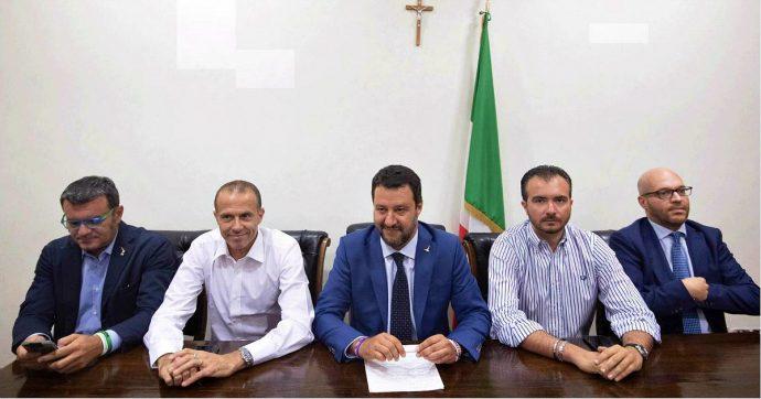 """Salvini: """"Governo Pd-M5s? Classico ribaltone all'italiana. Ma non facciamo appelli alla piazza, la strada maestra rimane il voto"""""""