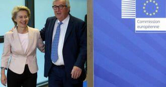 Ue, al via colloqui per commissari. L'Italia chiede un rinvio per la presentazione dei suoi candidati