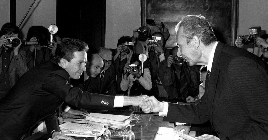 Conte II e Andreotti III: le analogie con il 1976