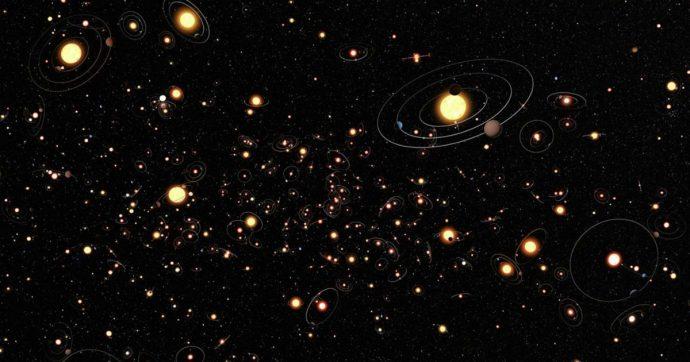 """Scoperto il buco nero """"impossibile"""" nella Via Lattea, ha una massa 70 volte quella del Sole"""