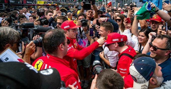 """Formula Uno, la denuncia: """"A Monza anche i disabili costretti a pagare per incontrare piloti nella Fan Zone e sperare in un autografo"""""""