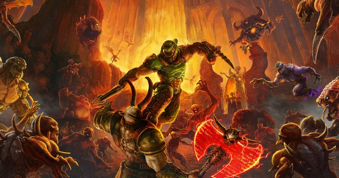 Doom Eternal, il Re degli shooter sta tornando – l'anteprima