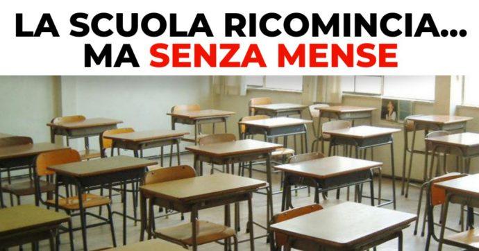 Roma, le scuole riaprono ma senza mense: lavoratori in sciopero il 16 e il 17 settembre