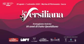 Versiliana 2019, festeggiamo insieme 10 anni di Fatto Quotidiano. Scopri il programma della festa