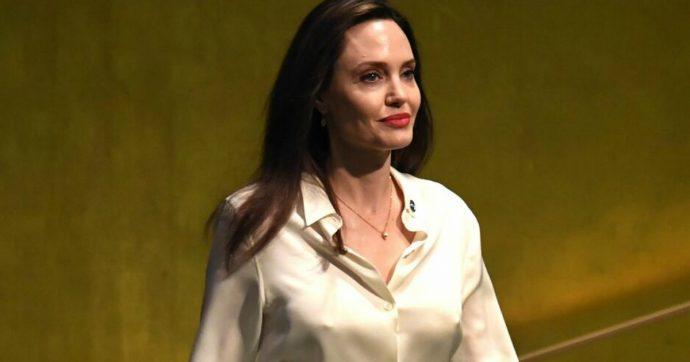 """Angelina Jolie rivela: """"Ho trascorso gli ultimi mesi in ospedale con due delle mie figlie"""""""