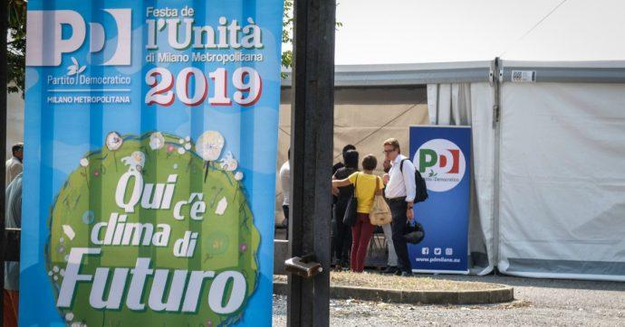Pd, se anche alla Festa dell'Unità non si parla di politica…