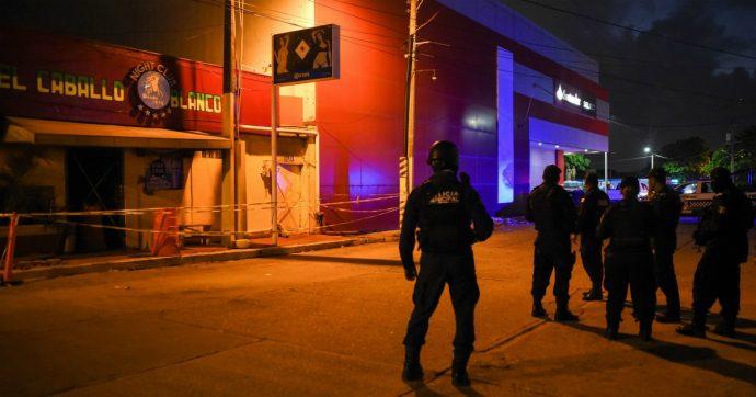 Messico, strage in un bar: 26 morti e 11 feriti durante un attacco armato con le molotov
