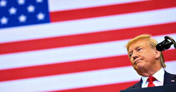 """Stati Uniti, la Camera approva procedure di impeachment per Donald Trump. Lui: """"La più grande caccia alle streghe della storia"""""""