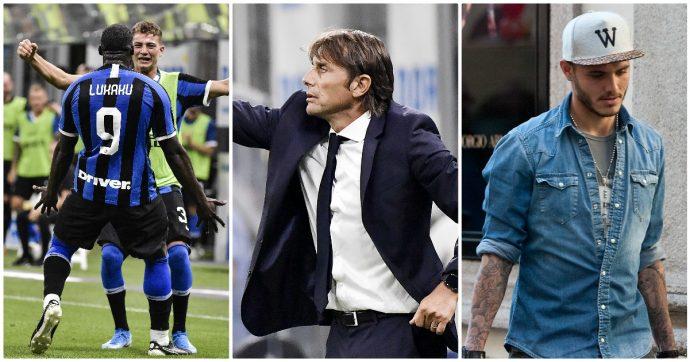 """Inter, con Sanchez la """"discontinuità"""" di Conte è servita. Resta il nodo Icardi: il Napoli pressa, ma lui spinge per tornare in gruppo"""