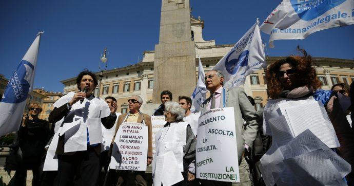 Il nuovo governo deve occuparsi di eutanasia? Non è necessario, non ci rivolgiamo a lui