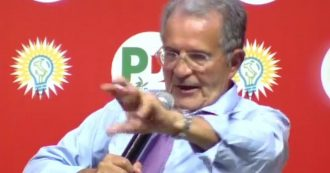 Governo, Prodi: 'Serve ministro all'Immigrazione. Flat tax? È porcheria: chi ha di più paghi di più'