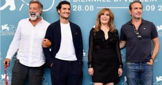Mostra del Cinema di Venezia, show di Luca Barbareschi nella conferenza stampa del film di Roman Polanski: ecco cosa è successo