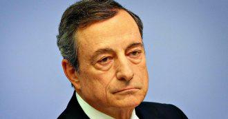 """Bce, sei ex banchieri centrali contro Draghi: """"Protegge i Paesi altamente indebitati e priva i giovani di investimenti sicuri che rendano"""""""