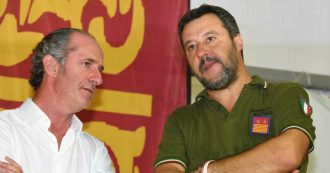 Salvini e Zaia, scontro sotterraneo tra due modelli di Lega: segretario in tilt sulle mascherine, governatore solo sull'autonomia
