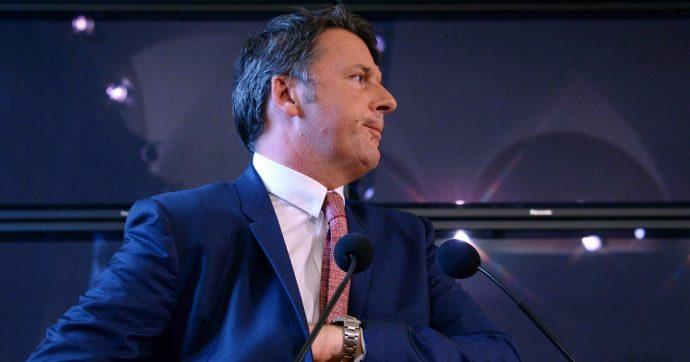 """Governo, Renzi: """"Aiuti chi produce o non avrà i nostri voti. I ministri? Conte faccia scelte di qualità. Così potrà durare fino al 2023"""""""